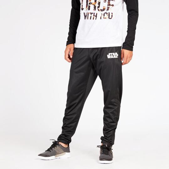 Pantalón Jogger Star Wars Hombre Negro