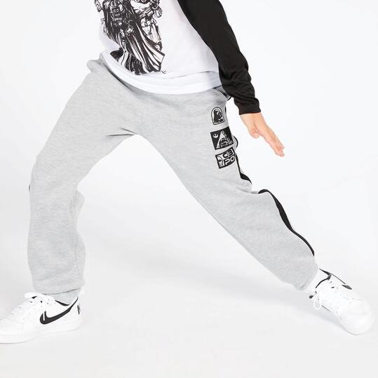 Pantalón Star Wars Niño Gris (10-16)