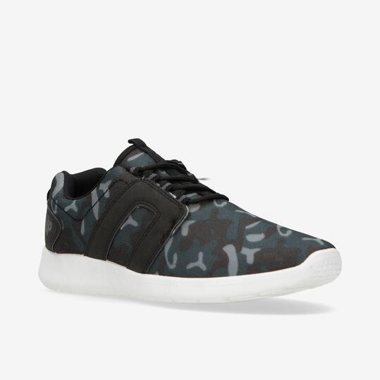Zapatillas Casual Camuflaje Up Dylan
