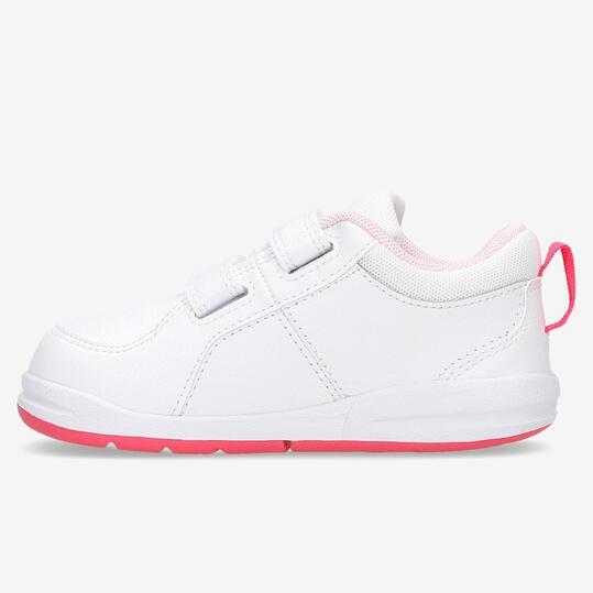 Zapatillas Nike Velcro Blanco Niña (21-27)