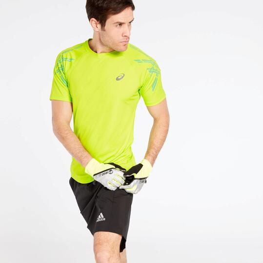 Camiseta Running Asics Stripe