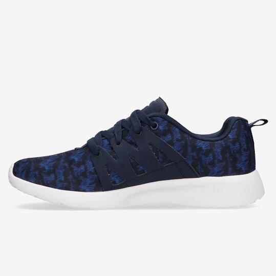Zapatillas Azules Silver