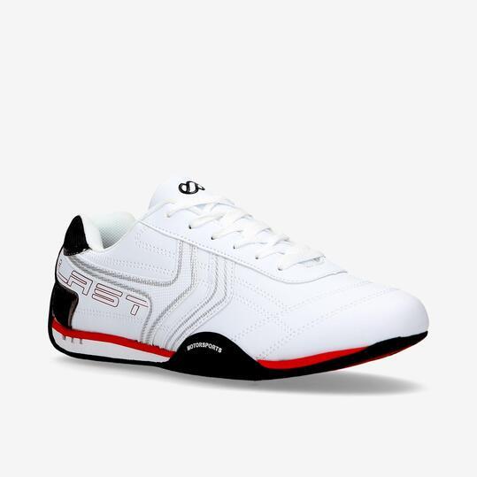 Zapatillas Blancas Silver Cheste
