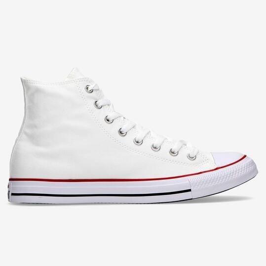 Converse All Star-Hi Blancas