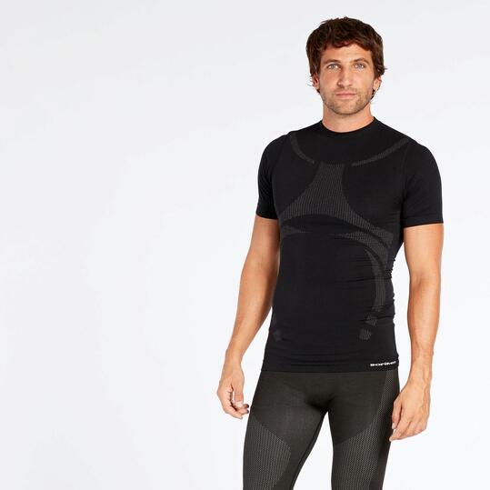 Camiseta Interior Térmica Negra Boriken