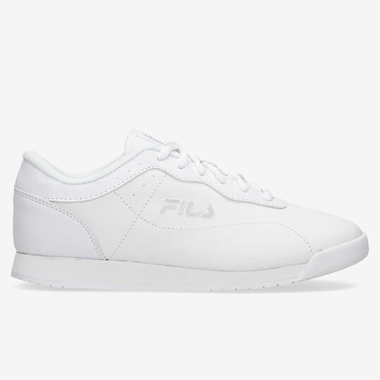 Zapatillas Blancas Mujer Fila Memory Viable