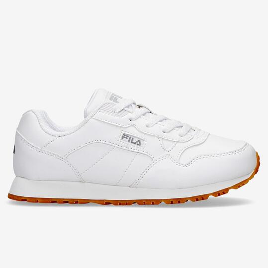 Sneakers Fila Cress Blancas Niña (36-39)