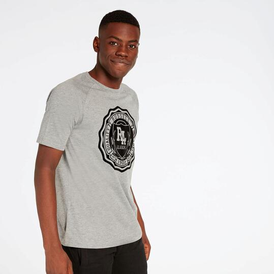 Camiseta Russell Athletic Gris