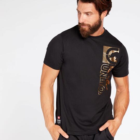 Camiseta Negra Ecko