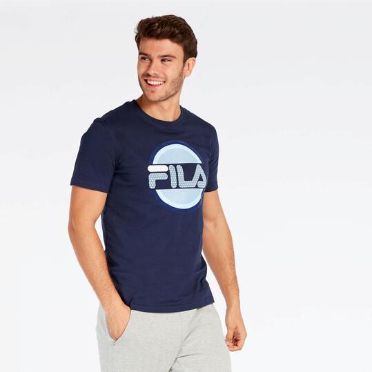 Camiseta Marino Fila