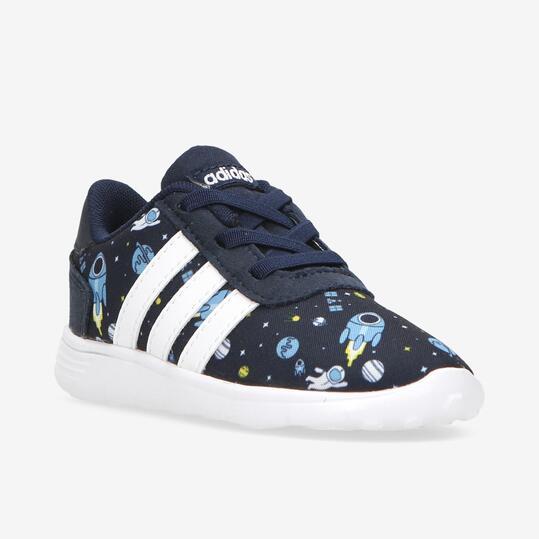 Adidas Racer lite K Azul, Azul (Azul Claro), 38.5