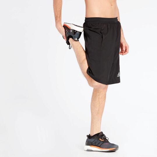Pantalón Corto adidas Negro