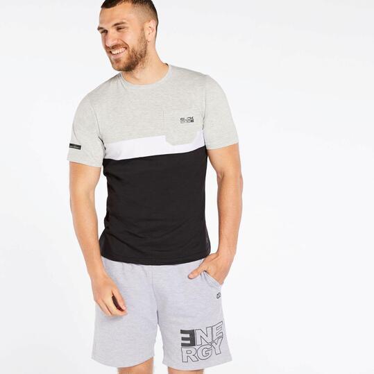 Camiseta Silver Code Afinity