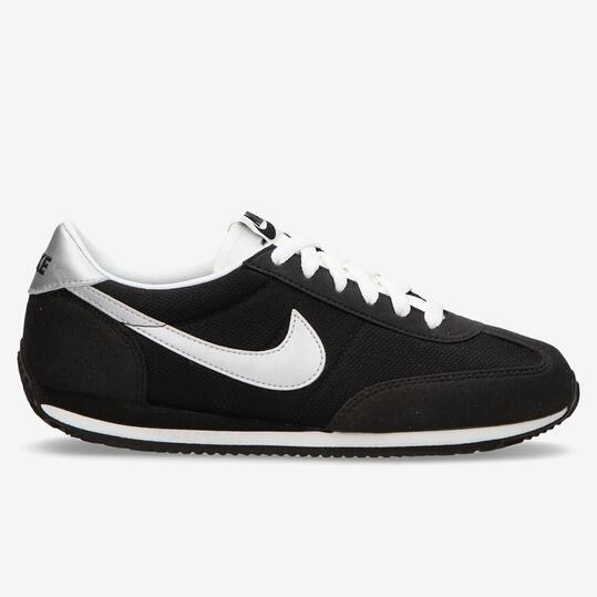 zapatillas negras mujer nike
