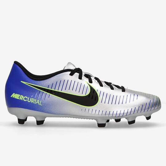 8d1fc920c56d9 Bota Tacos Nike Mercurial Vortex III Azules - Bota fútbol hombre ...