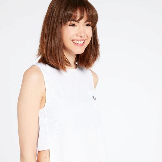 Camiseta Blanca Silver Black and White
