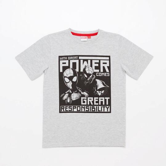 Camiseta Spiderman Junior