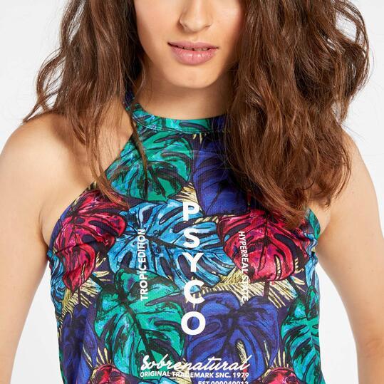Camiseta Silver Tropic