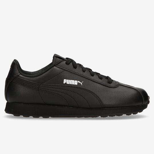 zapatillas deporte negras mujer puma