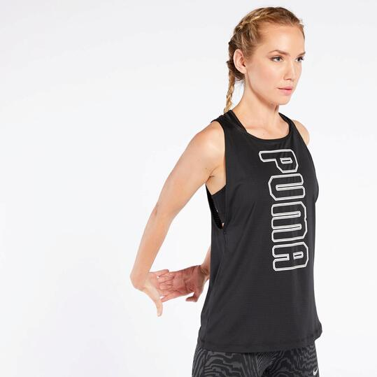 Camiseta Tirantes Fitness Puma