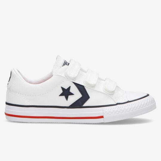 converse niñas all star velcro