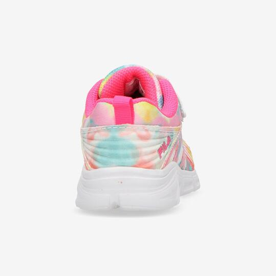 Fila Fraction Strap Niña