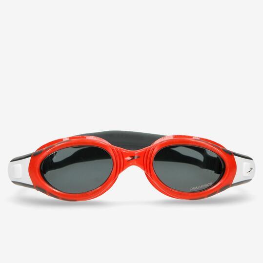 Gafa piscina roja speedo al mejor precio sprinter for Gafas para piscina