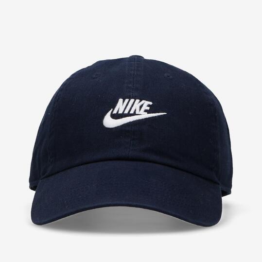 Gorra Nike Futura - Azul Marino - Accesorios  f63dc9e36c4