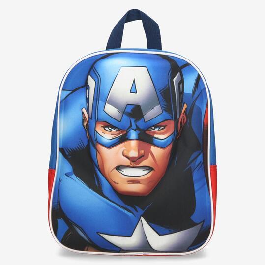 Mini Mochila Capitán América