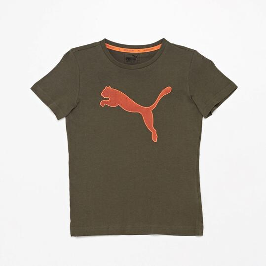 Camiseta Puma Bigcat Junior