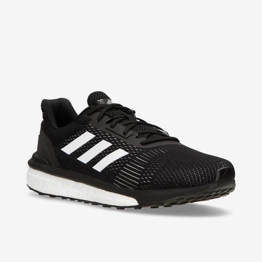 adidas Solar Drive ST - Negro - Zapatillas Running Hombre
