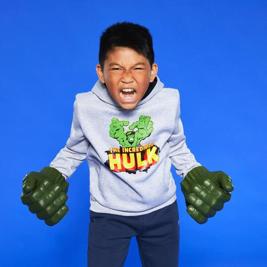 Sudadera Hulk