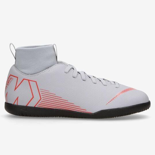 4bec6aa2a4941 Nike Mercurial SuperflyX 6 - Beige - Botas Fútbol Niño