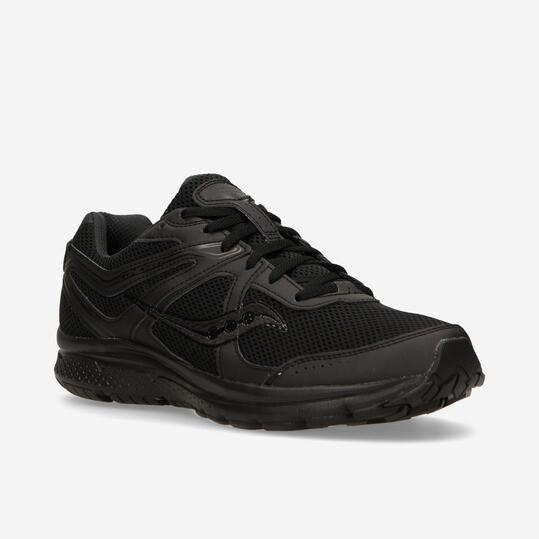 Saucony Cohesion 11 - Negro-Negro - Zapatillas Running Hombre