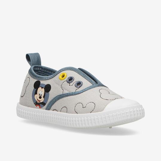 Zapatillas Lona Mickey