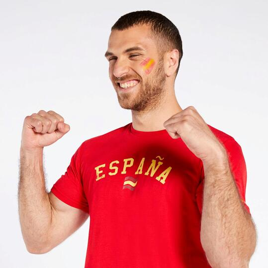 Camiseta España Mundial Team Quest
