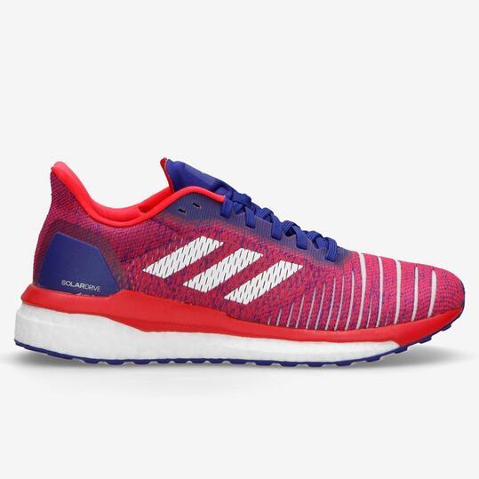 adidas Solar Drive Boost - Rosa - Zapatillas Running Mujer