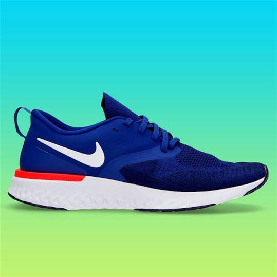 Nike Odyssey React 2 - Azul - Zapatillas Running Hombre