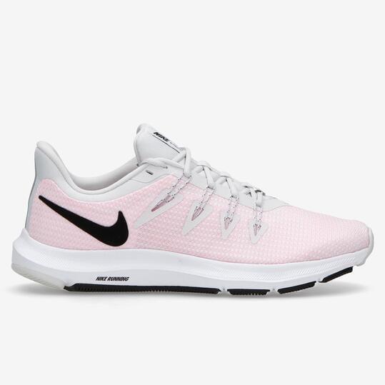 Nike Quest - Rosa - Zapatillas Running Mujer