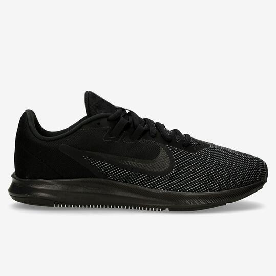 Nike Downshifter 9 - Negro - Zapatillas Running Hombre