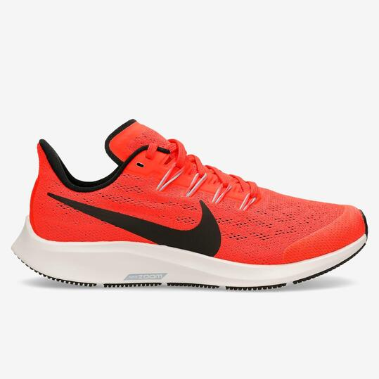 Nike Air Zoom Pegasus 36 - Naranja - Zaaptillas Running Chica