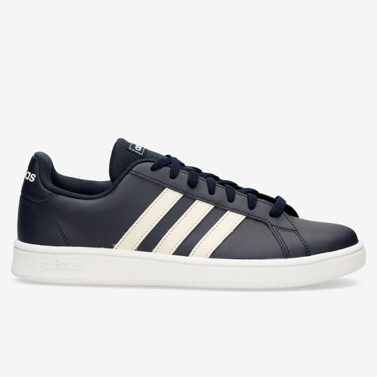 Sneaker Adidas adidas Grand Court Base - Marino - Zapatillas Hombre