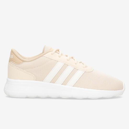 Sneaker Adidas adidas Lite Racer - Beige - Zapatillas Mujer