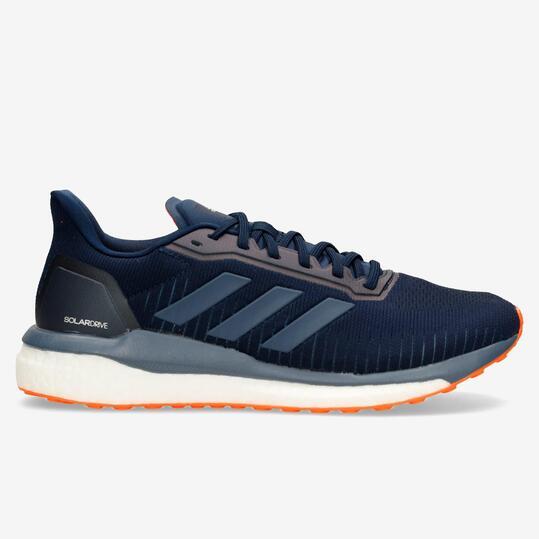 adidas Solar Drive 19 - Marino - Zapatillas Running Hombre