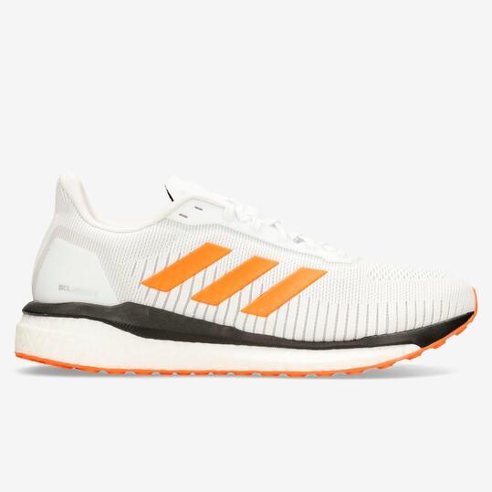 adidas Solar Drive 19 M - Blanco - Zapatillas Running Hombre