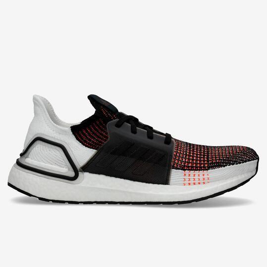 adidas Ultra Boost 19m - Negro - Zapatillas Running Hombre