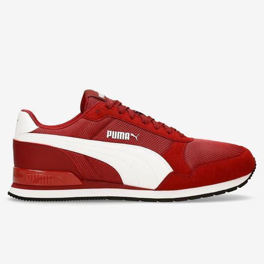 Sneaker Puma Puma ST Runner V2 - Vino - Zapatillas Hombre