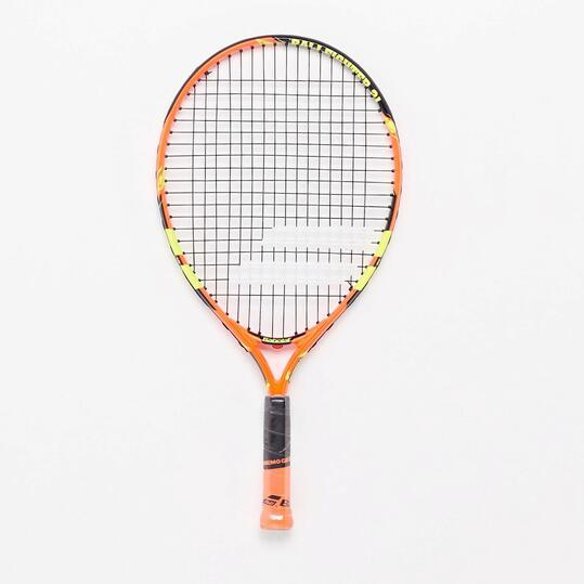 Babolat Ballfighter 21 - Naranja - Raqueta Tenis Niño