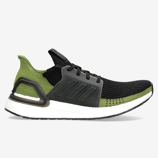 adidas Ultra boost 19 - Negro - Zapatillas Running Hombre