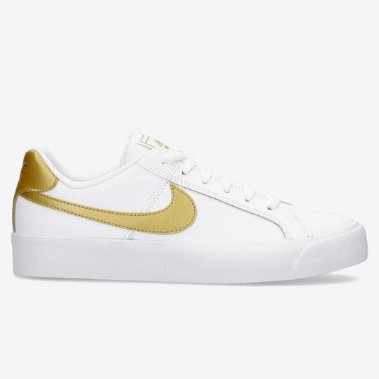 nike blancas zapatillas mujer